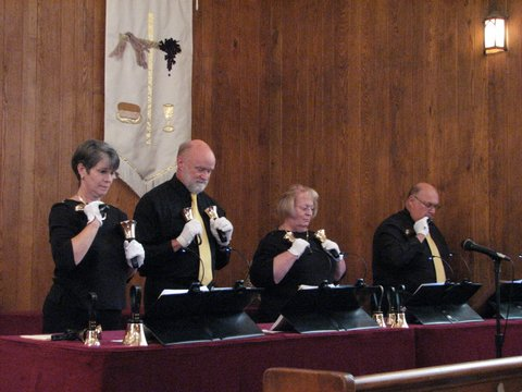 Simply Brass Bell Choir