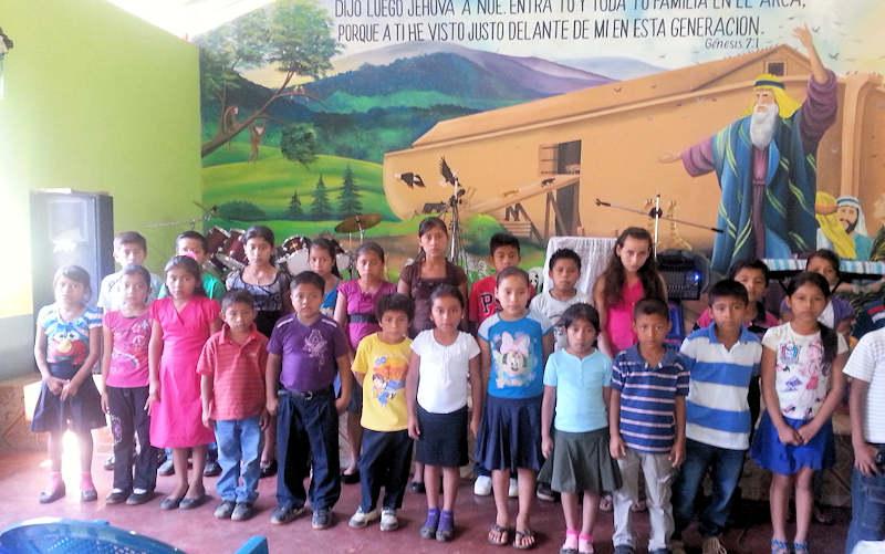 Guatemala Church