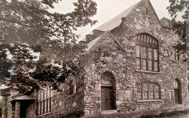 Historic Banner Elk Presbyterian Church