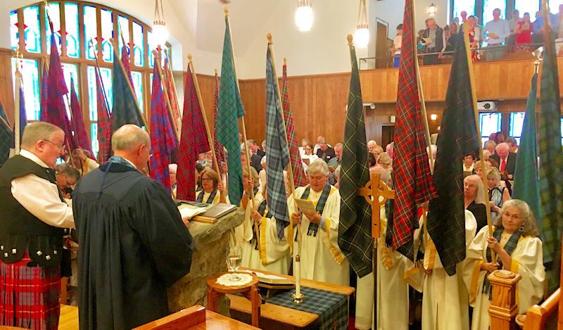 Kirkin O the Tartans Banner Elk Presbyterian Church