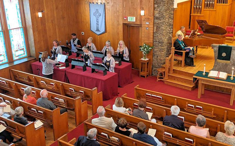 Music at Banner Elk Presbyterian Church