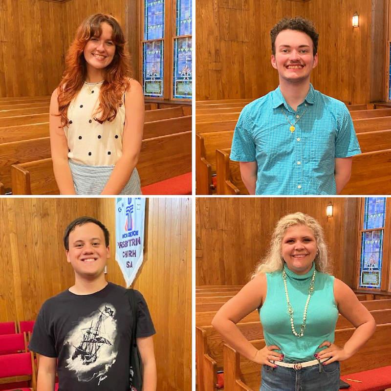 Choir Interns Lees-McRae